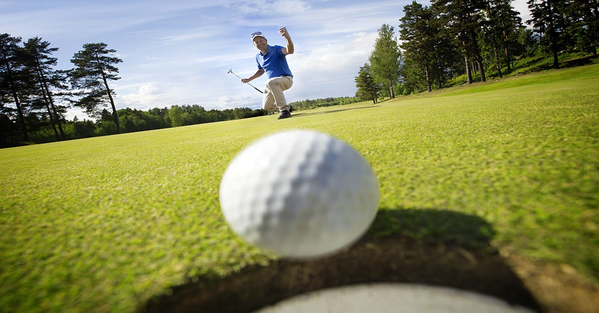Golf putting training aids Spain