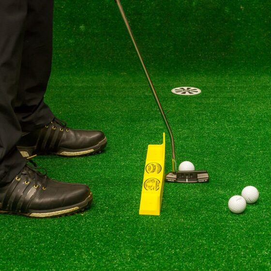 The Putting Arc T3 Travel Size