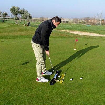 Lloyd Evans Golf Pro Putting Arc