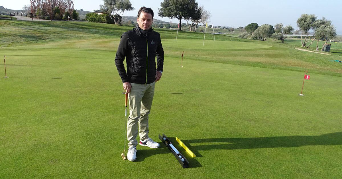 Lloyd Evans Golf Pro Madrid